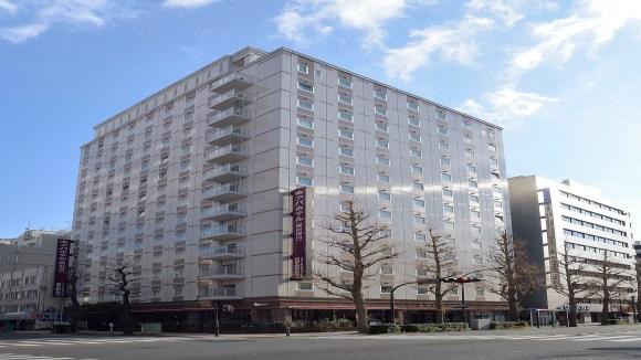 アパホテル<横浜関内>/外観