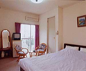 ステップイン白浜〜海辺の宿〜ブルーアイズ(素泊まり専用)/客室