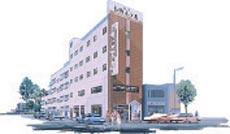 仙台・長町ホテル/外観