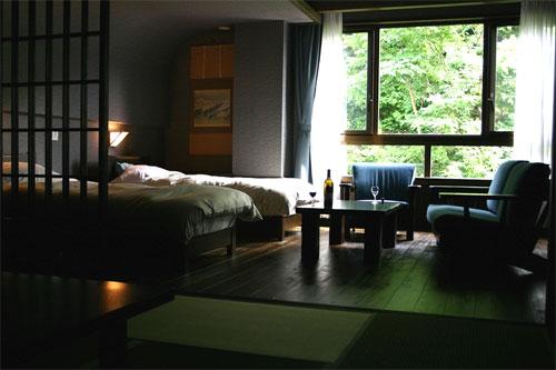 貸切露天風呂の宿 新潟・松之山温泉 山の森のホテル ふくずみ/客室
