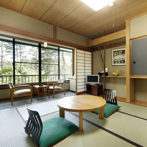 草津温泉 湯籠りの里 緑風亭/客室