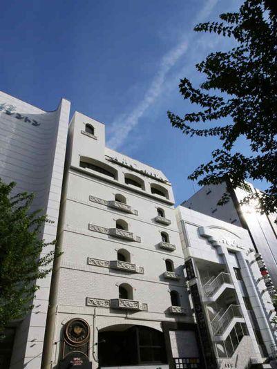 サンホテル名古屋錦/外観