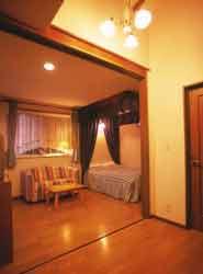 貸別荘クオーレ/客室