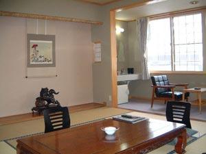 野沢温泉 中島屋旅館/客室