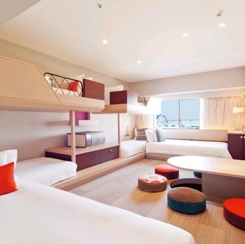 ホテルユニバーサルポート/客室