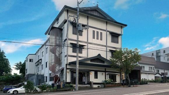 赤倉温泉 まつや旅館/外観