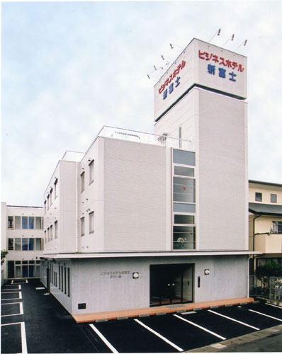 ビジネスホテル 新富士 タワー館/外観