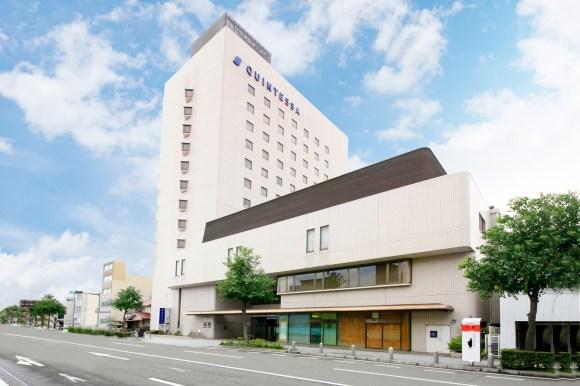 ロワジールホテル大垣/外観