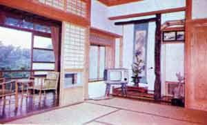 蓬泉館/客室