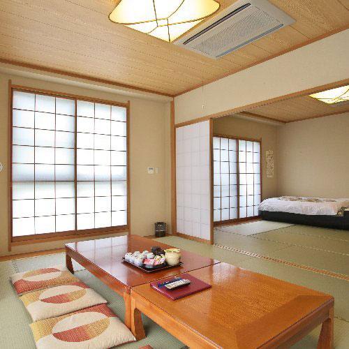 桜とホタルの里 裾野炭酸カルシウム温浴 一の瀬/客室