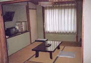 錦波旅館/客室