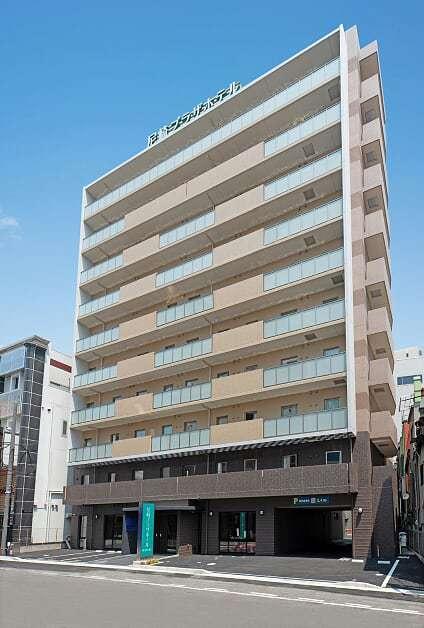 尼崎プラザホテル/外観
