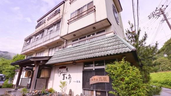 咲花温泉 ホテル丸松/外観