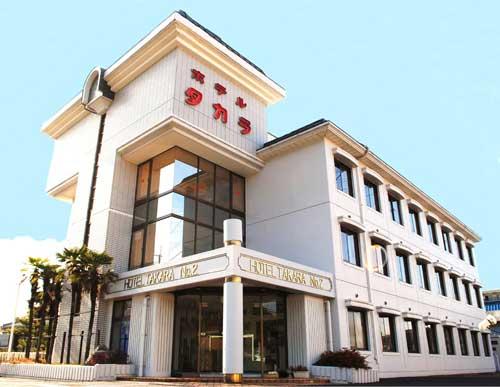 ビジネスホテル タカラ/外観