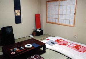 旅の宿 葆光荘/客室