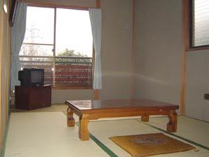川澄屋 茶房宿/客室