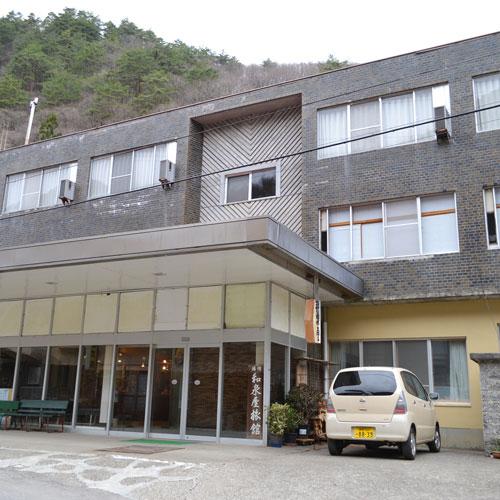 霊泉寺温泉 和泉屋旅館/外観