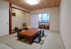 旅館 月見荘/客室