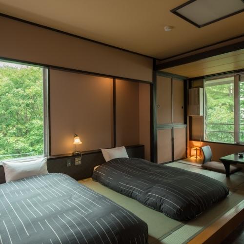 蔵王温泉 ホテル ルーセントタカミヤ/客室