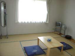 旅の宿 しらかば<利尻島>/客室