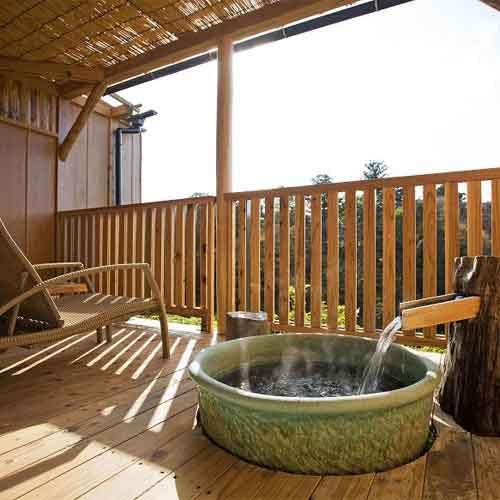 養老温泉 秘湯の宿 滝見苑/客室