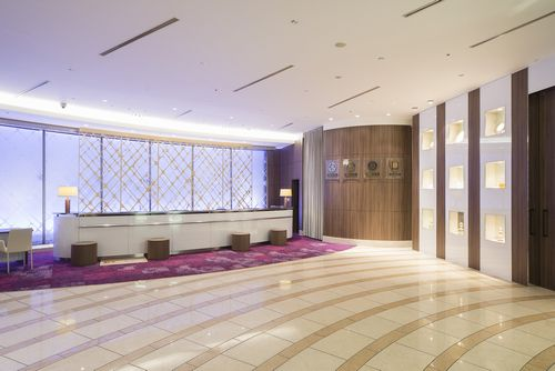 ANAクラウンプラザホテル岡山(旧 岡山全日空ホテル)/客室