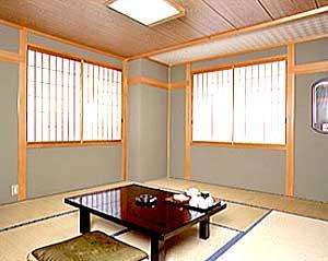 平湯温泉 山荘 湯乃里/客室