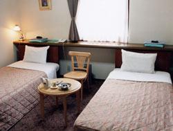 ビジネスホテル アサヒ<埼玉県本庄市>/客室