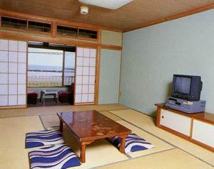 井戸野荘/客室