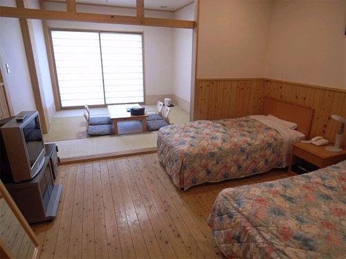 冬桜の宿 神泉/客室