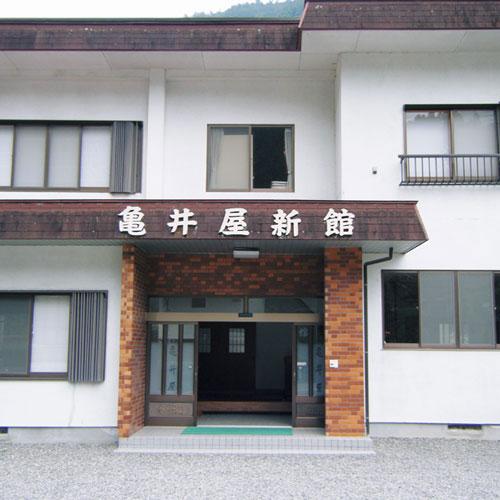 亀井屋旅館/外観
