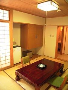 いわき湯本温泉 鮮の宿 柏/客室