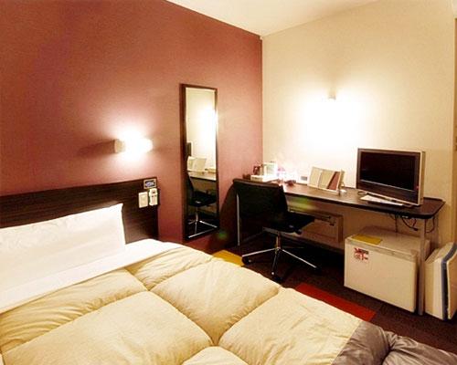 天然温泉「龍馬の湯」 スーパーホテル高知天然温泉/客室