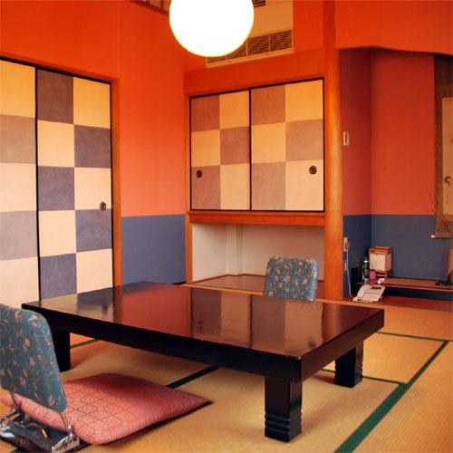 元湯天然温泉 吉祥(きっしょう)/客室