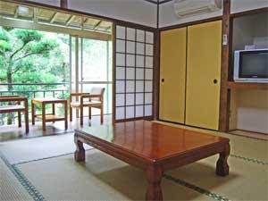 あじさいの宿 都荘/客室