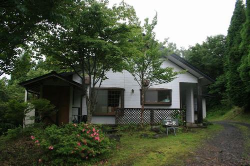 ロッジ 山の家/外観