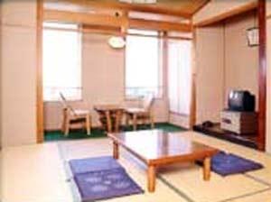 小矢部市サイクリングターミナル/客室