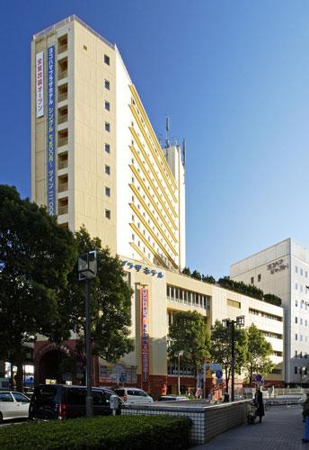 ヨコハマプラザホテル/外観