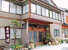 白山麓の温泉宿 春風旅館/外観