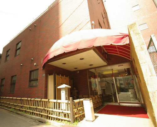 STAYTO HOTEL(旧:オークホテル)/外観