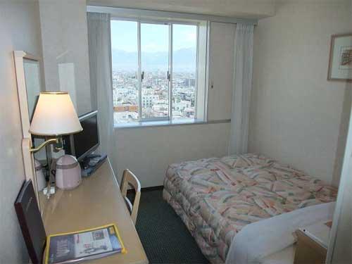 甲府ワシントンホテルプラザ/客室