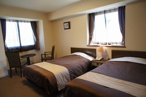 穂高タウンホテル/客室