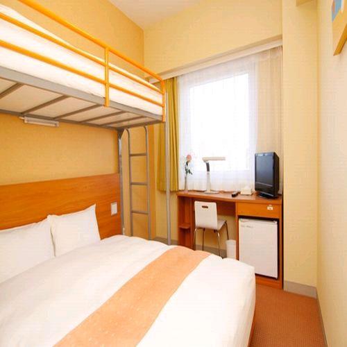 スマイルホテル仙台泉インター/客室