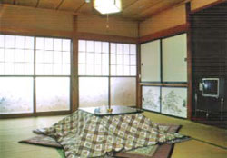 ファームハウス 東栄荘/客室