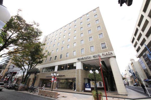 静岡北ワシントンホテルプラザ/外観