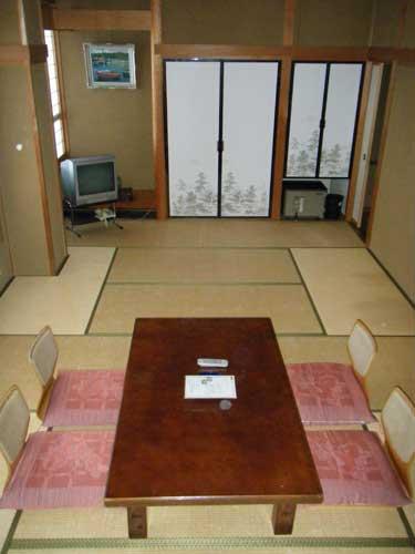石黒旅館/客室