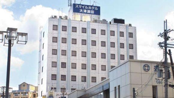 スマイルホテル大津瀬田/外観