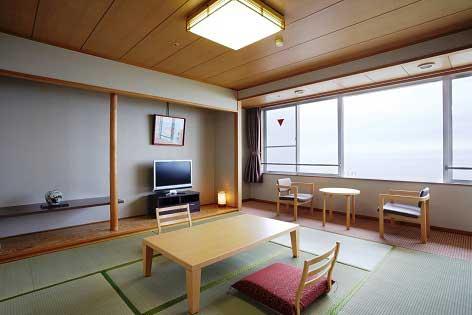 かんぽの宿 彦根/客室