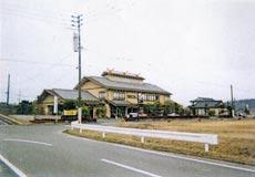 湯之尾温泉 旅館 山水/外観