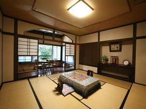 妙見新川温泉 和風旅館 せせらぎ荘/客室